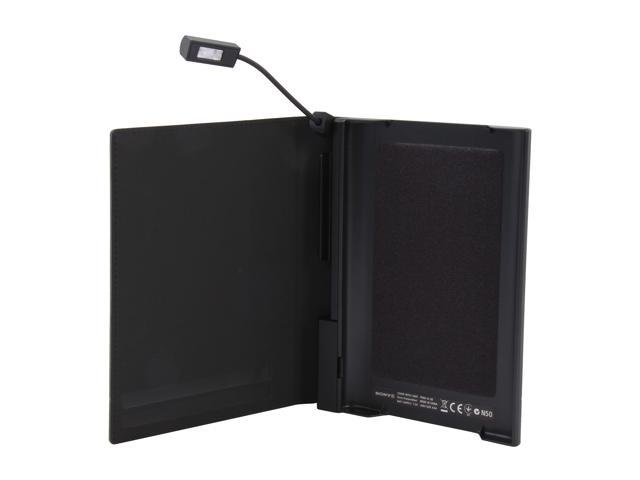 Sony Cover With Light For PRS-T2 Reader - Black