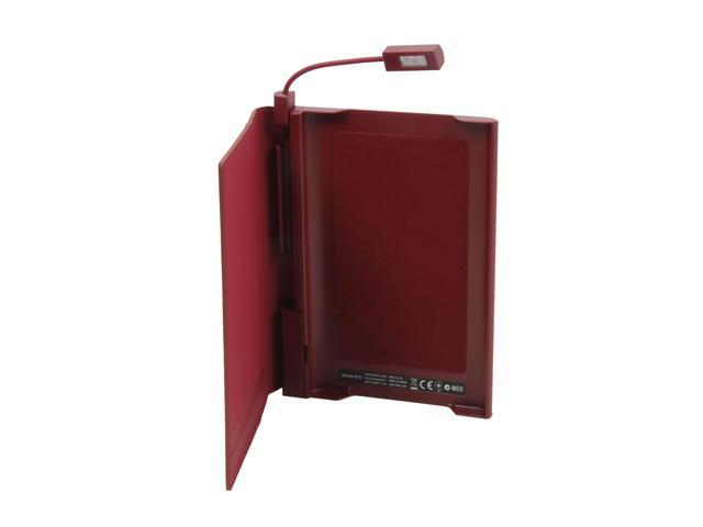 Sony Cover With Light For PRS-T2 Reader - Red