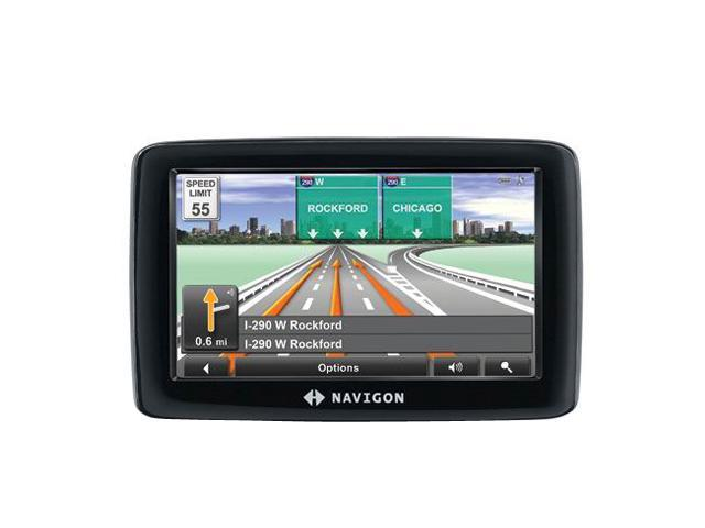 navigon 4 3 gps navigation. Black Bedroom Furniture Sets. Home Design Ideas
