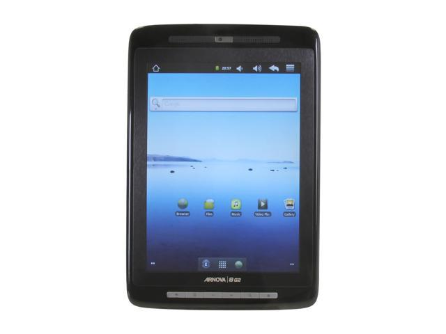 Archos Arnova 8 G2 501834 ARM Cortex-A8 4GB Flash 8.0