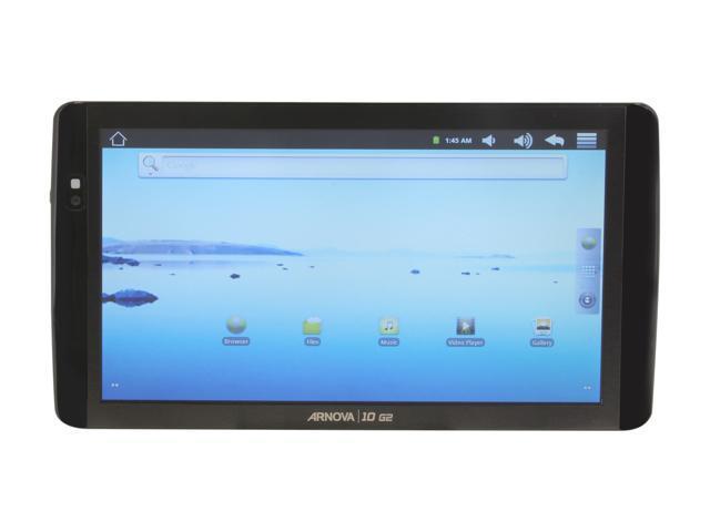 Archos Arnova 10 G2 501766 4GB Flash Memory 10.0