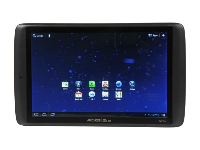 Archos 101 G9 TURBO ARM Cortex-A9 250 GB 10.1