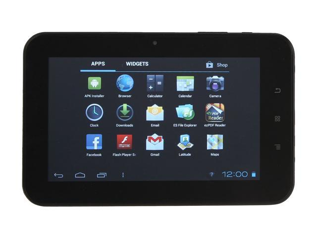 """Mediasonic SmartPad MTP-710 7.0"""" Android 4.0, Capacitive Touch Screen, DDR 512MB, 8GB Memory Tablet PC"""