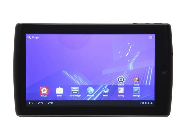 """COBY MID7035-4 4 GB 7.0"""" Android Tablet"""