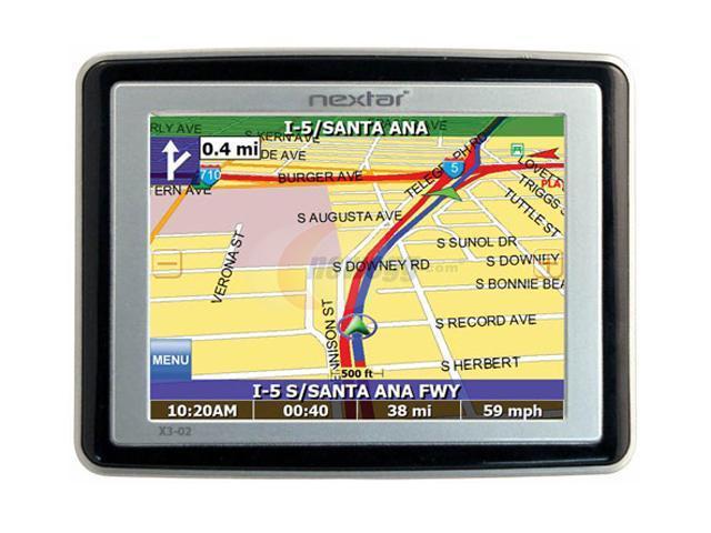 "Nextar 3.5"" GPS Navigation"