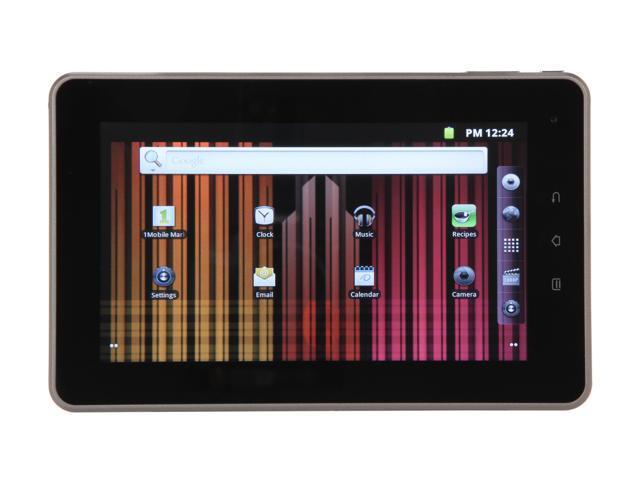 SKYTEX SX-SP715A ARM Cortex-A8 512MB RAM Memory 4GB Flash 7.0