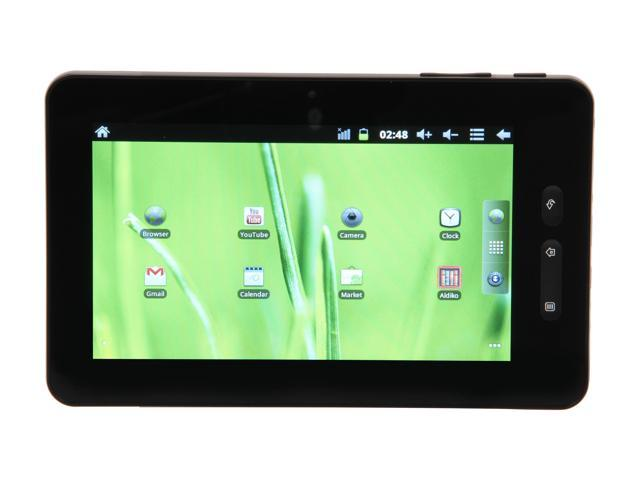 "iView Iview 760TPC 8GB Flash 7.0"" Tablet - Android 2.3 upgradeable to 4.0"