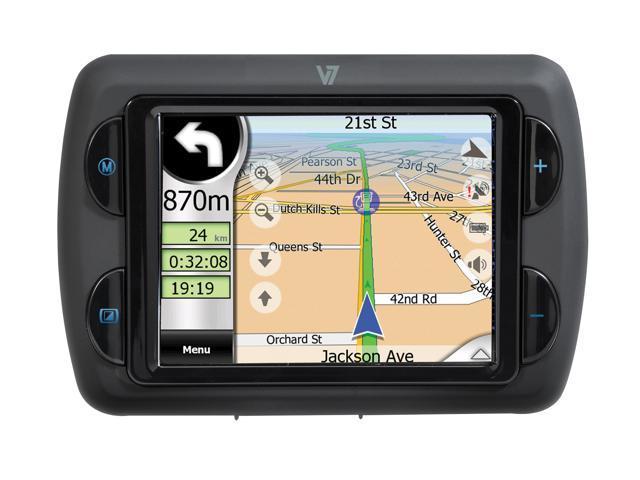 "V7 3.5"" GPS Navigator"