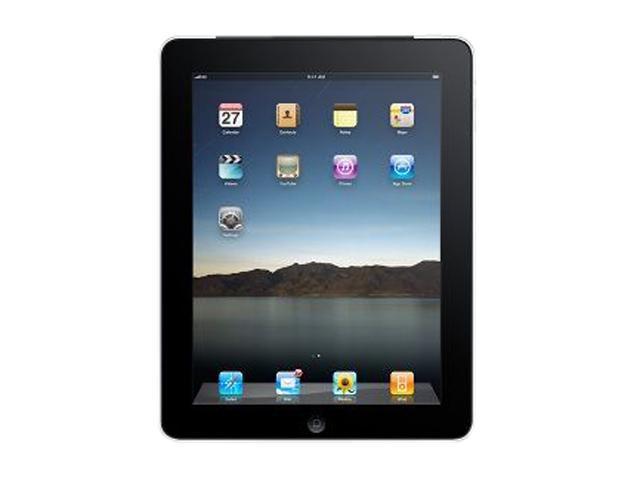 iPad MC497LL/A with Wi-Fi + 3G 64GB - Black - AT&T (first generation)