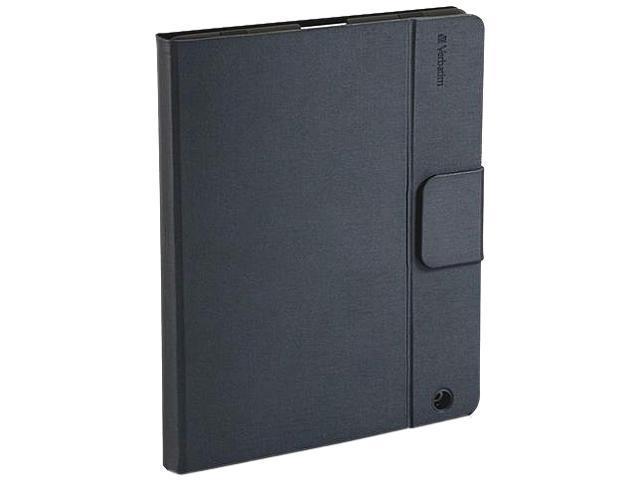 VERBATIM Folio Slim Case with Bluetooth Keyboard for iPad 2/3/4 Model 98021