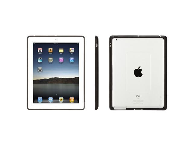 Griffin Technology Clear Reveal Hard protection with rubber cushion for iPad 2 & iPad 3 GB02353