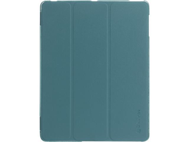Griffin GB03818 IntelliCase Stand & folio case for iPad 2 & iPad 3 Peacock