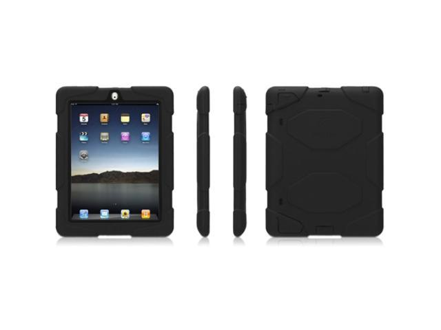 Griffin Technology Survivor Military-duty Case with Stand for iPad 2 & The New iPad Model GB35108