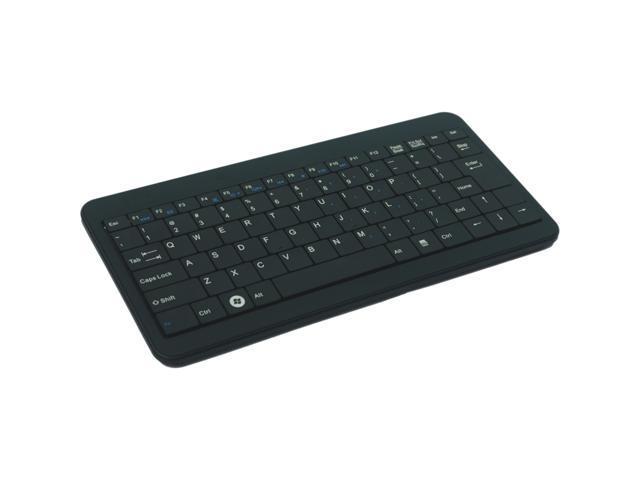 Solidtek KB-5310B-BT Supermini Bluetooth Accskeyboard For iPad Black