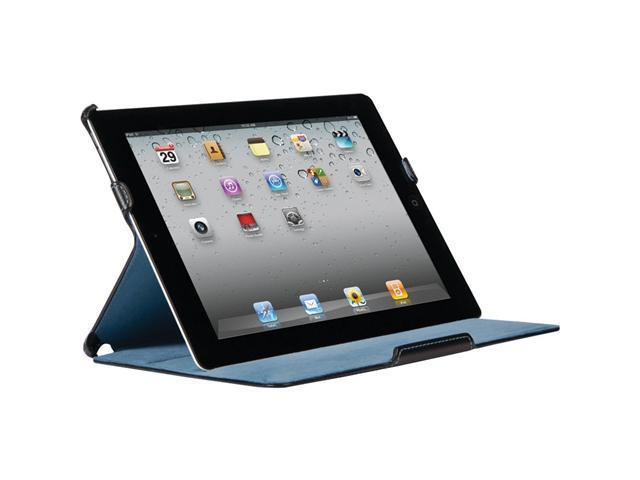 Targus Black / Blue Vuscape Cover & Stand for iPad 2 Model THZ044US