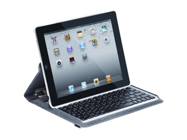 Targus THZ171US Rotating Keyboard Case & Stand for iPad 3 Bone White