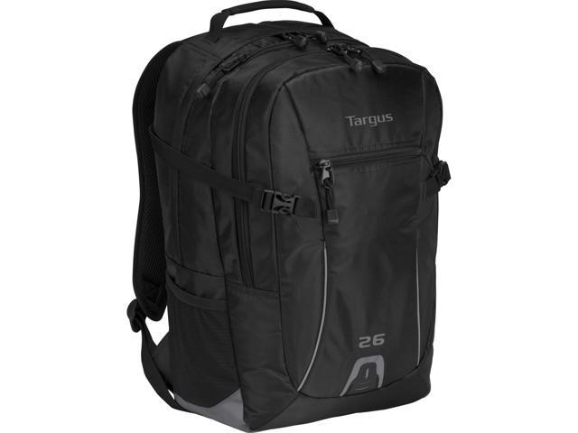 Targus Sport 26L TSB712US Carrying Case (Backpack) for 16' iPad, Tablet PC, Notebook - Black