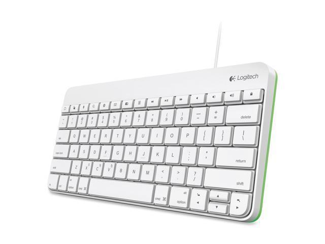 Logitech Logitech Wired Keyboard for iPad 920-005845