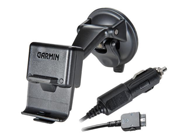 GARMIN Vehicle Suction Cup Mount w/ Vehicle Power Cable For nüvi 600 Series