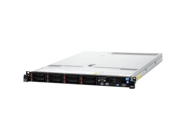 IBM x3550 M4 Rack Server System Intel Xeon 8GB