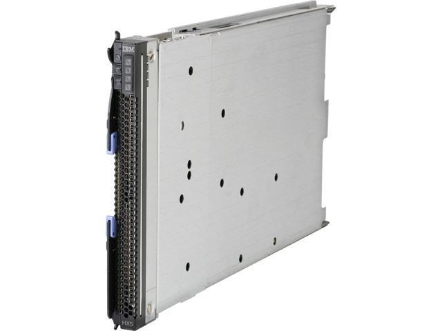 IBM BladeCenter HX5 Blade Server System Intel Xeon 8GB