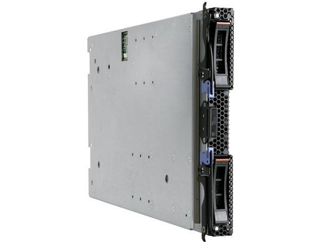IBM BladeCenter HS22 Blade Server System Intel Xeon 48GB