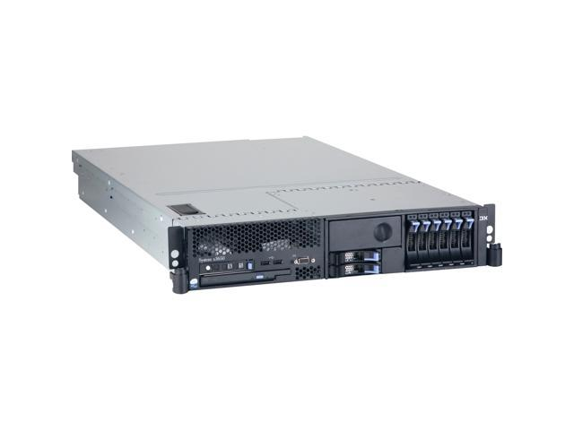 IBM System x 791562U 2U Rack Server - 1 x Intel Xeon E5-2665 2.40 GHz