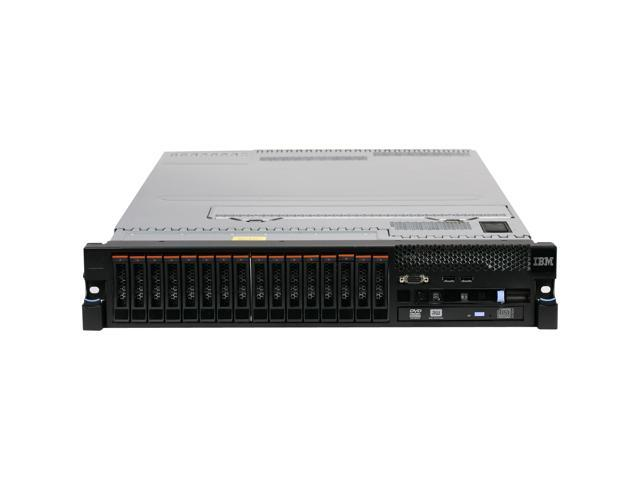 IBM System x 7147A3U 2U Rack Server - 1 x Intel Xeon E7-2830 2.13 GHz