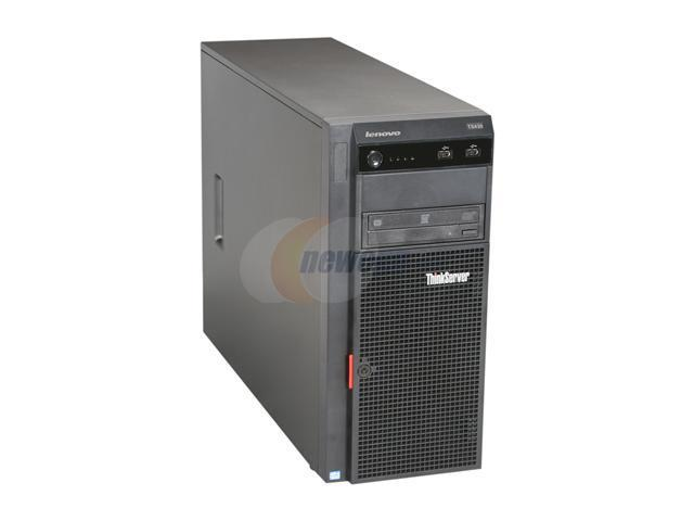 Lenovo ThinkServer TS430 Tower Intel Core i3-2100 3.1GHz 2GB DDR3 Server (039013U) Intel Core i3-2100 3.1GHz 2GB DDR3 039013U