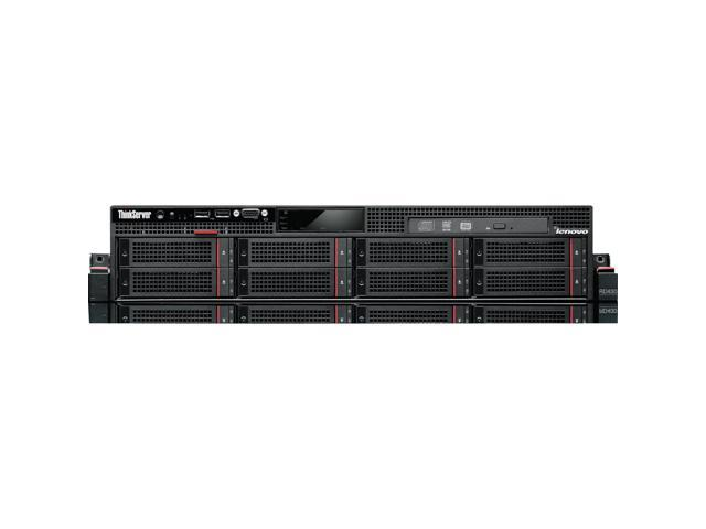 Lenovo RD430 Rack Server System Intel Xeon 8GB