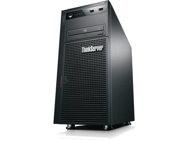 Lenovo ThinkServer TS430 039013F 5U Tower Server - 1 x Intel Core i3 i3-2100 3.1GHz