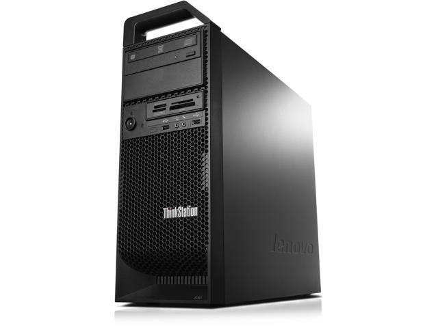 Lenovo ThinkStation S30 Tower Workstation Intel Xeon E5-1607 V2 3.0GHz 4C/4T 4GB DDR3 Windows 7 Professional 64-bit 4352G5U