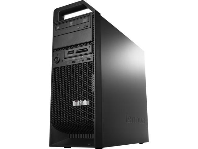Lenovo ThinkStation S30 Tower Workstation Intel Xeon E5-1620 v2 3.70 GHz 4C/8T 8GB DDR3 1TB Windows 7 Professional 64-bit 4352G9U