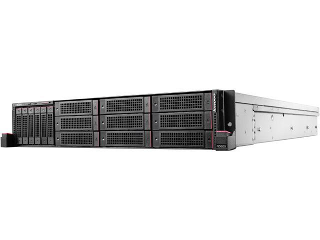 Lenovo ThinkServer RD650 70D00025UX 2U Rack Server - 1 x Intel Xeon E5-2630 v3 2.40 GHz