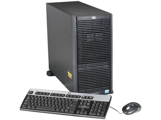 HP ProLiant ML350 G6 Tower Server System Intel Xeon E5645 2.40GHz 6C/12T 6GB (3 x 2GB) DDR3 638181-001