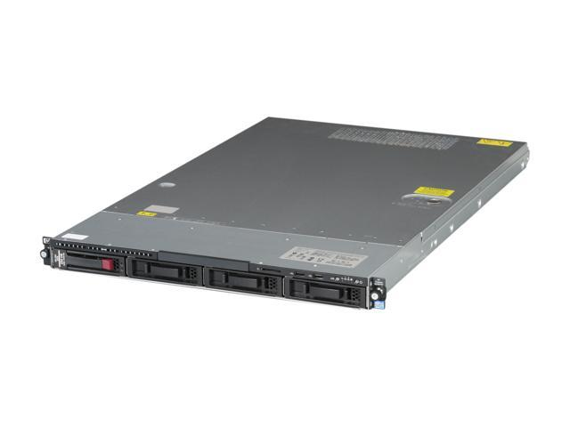 HP ProLiant DL120 G7 Rack Server System Intel Xeon E3-1220 3.1GHz 4C/4T 4GB (2 x 2GB) DDR3 628691-001