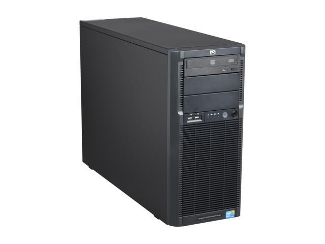 HP StorageWorks X1500 Tower Server System Intel Xeon E5503 2GHz 2C/2T 4GB DDR3 Pre-installed - Windows Storage Server 2008 ...