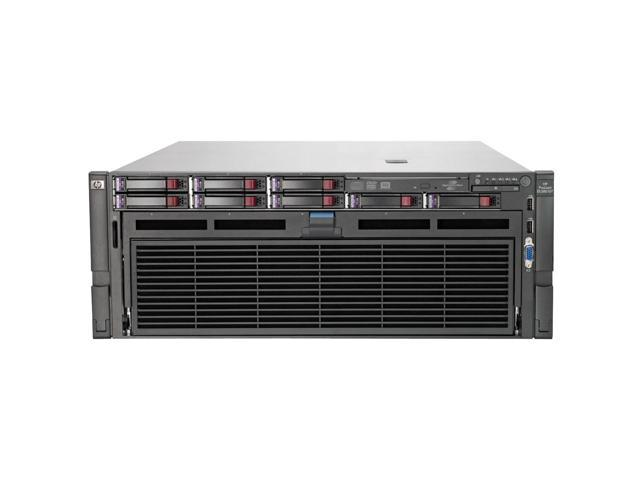 HP ProLiant DL580 G7 643063-001 4U Rack Entry-level Server - 4 x Xeon E7-4870 2.4GHz