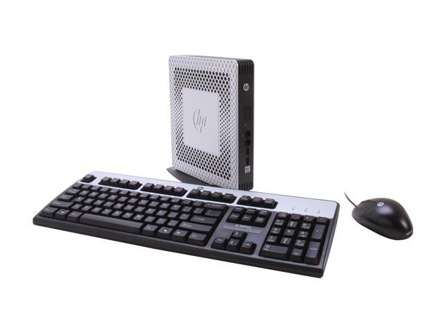HP t610 Thin Client Server System AMD Dual-Core T56N APU 1.65GHz 1GB RAM / 512MB Flash H1Y41AT#ABA