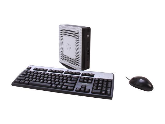 HP t610 PLUS Thin Client Server System AMD Dual-Core T56N APU 1.65GHz 4GB RAM / 16GB Flash B8D17UT#ABA