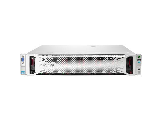 HP ProLiant DL560 Gen8 E5-4627v2 2P 64GB-R P420i / ZM SFF 1200W PS Server / S-Buy (734614-S01)