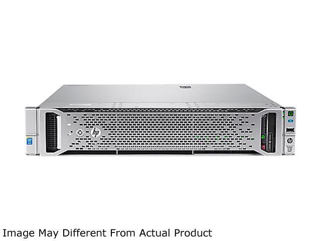 HP ProLiant DL180 G9 Rack Server System Intel Xeon E5-2603 v3 1.60 GHz 8GB DDR4-2133/PC4-17000 None ship standard; includes 4 LFF hard drive blanks 778452-B21