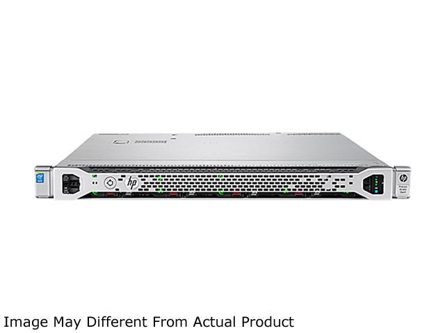 HP ProLiant DL360 G9 Rack Server System Intel Xeon E5-2603 v3 2.40 GHz 16GB DDR4-2133/PC4-17000 8 LFF HDD Bays 755262-B21