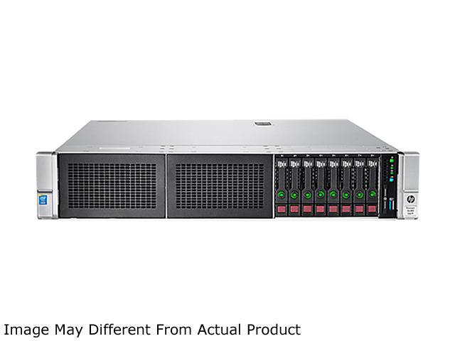 HP ProLiant DL380 G9 Rack Server System Intel Xeon E5-2620 v3 2.40 GHz 16GB DDR4-2133/PC4-17000 8 SFF HDD Bays 752687-B21
