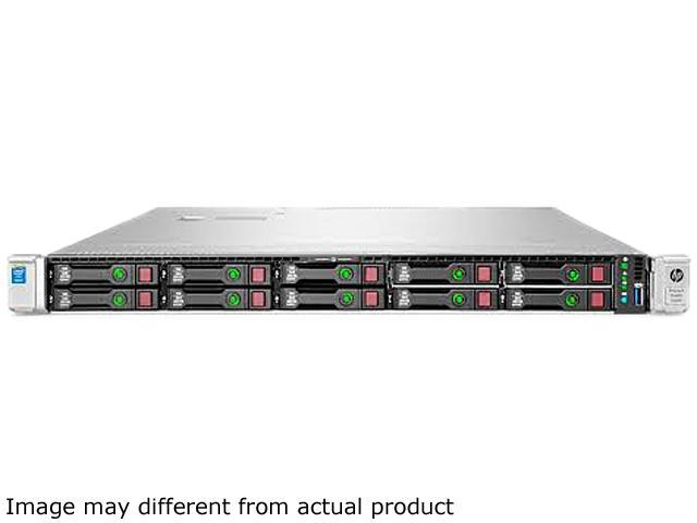 HP ProLiant DL360 G9 1U Rack Server - 1 x Intel Xeon E5-2690 v3 2.60 GHz