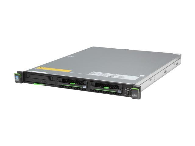 Fujitsu RX100 S7 1U Rack Server System Intel Core i3-2100 3.1GHz 2C/4T 4GB VFY:R1007SF010US