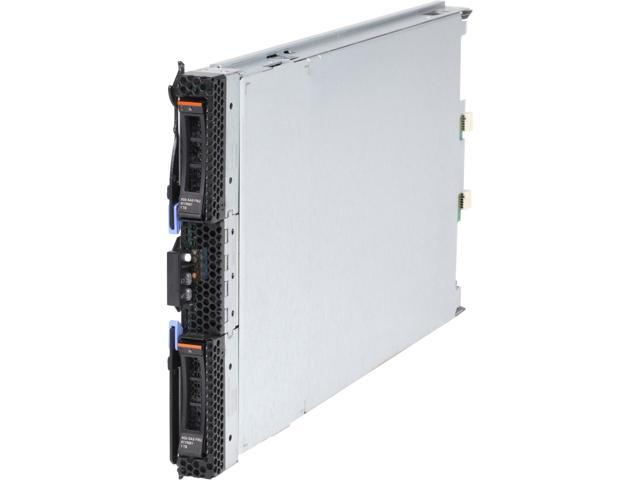 IBM BladeCenter 7875E5U Blade Server - 2 x Intel Xeon E5-2640 2.50 GHz