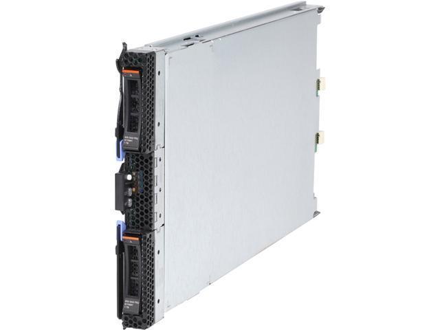 IBM BladeCenter HS23 Blade Server System Intel Xeon