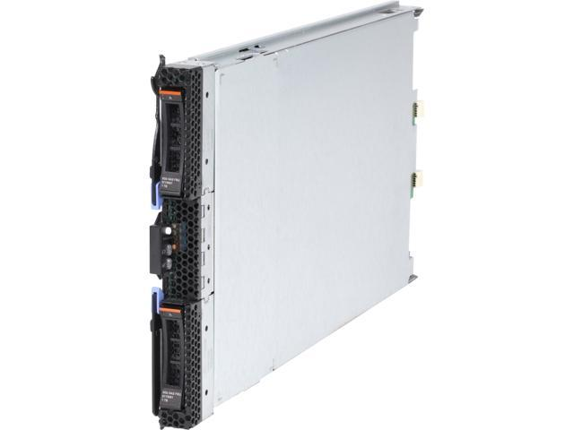 IBM BladeCenter 8038E6U Blade Server - 1 x Intel Xeon E5-2450 2.10 GHz