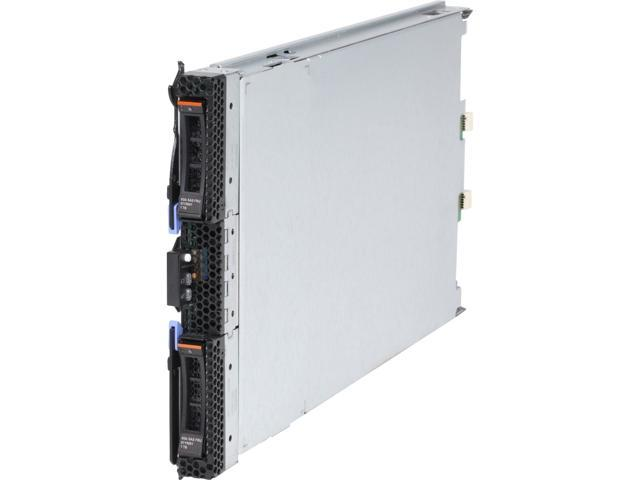 IBM BladeCenter 7875B6U Blade Server - 1 x Intel Xeon E5-2640 v2 2 GHz